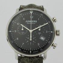 Junkers Bauhaus Quartz Chronograph 6086-2