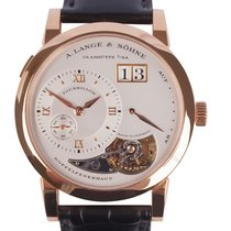 A. Lange & Söhne Rose gold Manual winding 704.032 pre-owned