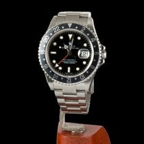 Rolex Oyster Perpetual Date GMT-Master II Steel