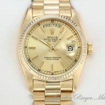 Rolex DayDate 18238 Gelbgold 750 automatik 36mm DayDate