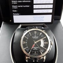 Edox Grand Ocean GMT Date Automatic