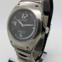 Seiko Kinetic Arctura Auto Relay 5J22-0C90  REF: SMA143P1