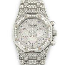 Audemars Piguet Royal Oak Full Diamond Watch