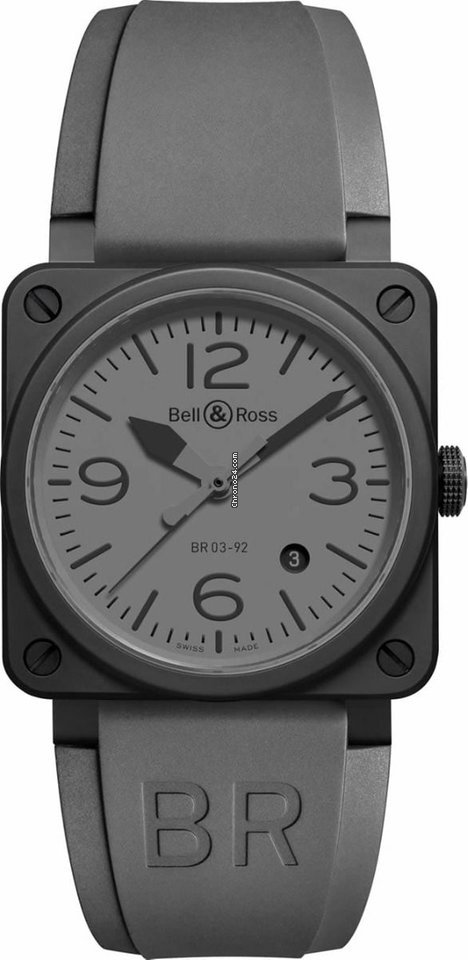 e2dadf52e Bell & Ross Ceramic watches - all prices for Bell & Ross Ceramic watches on  Chrono24