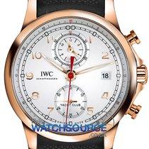 IWC Portugieser Yacht Club Chronograph neu