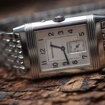 Jaeger-LeCoultre Jaeger LeCoultre Reverso Duo Stahl