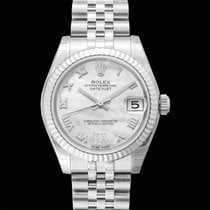 Rolex Lady-Datejust White gold United States of America, California, San Mateo