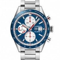 TAG Heuer Carrera Calibre 16 new Automatic Chronograph Watch only CV201AR.BA0715