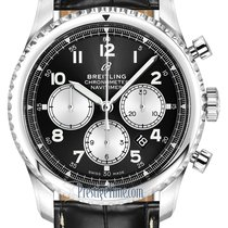 Breitling Navitimer 8 Steel 43mm Black United States of America, New York, Airmont