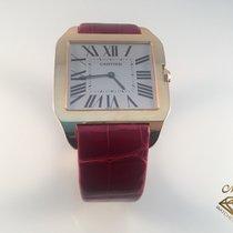 Cartier Oro rosado Cuerda manual 35mm 2012 Santos Dumont