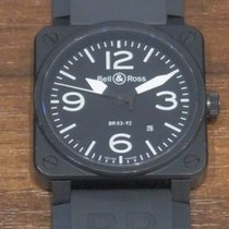Bell & Ross BR 03 BR03-92-S Goed Staal 42mm Automatisch
