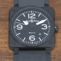 Bell & Ross BR 03 BR03-92-S Good Steel 42mm Automatic