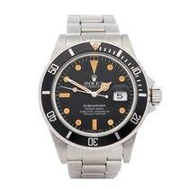 Rolex Submariner Transitional Matte Dial Stainless Steel Men's...