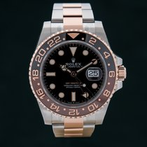 Rolex GMT-Master II, 126711CHNR, Rootbeer, Full Set, LC100