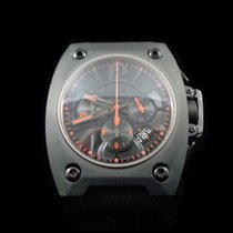 Wyler Limited Edition 458/614 chronograph in titanium and...