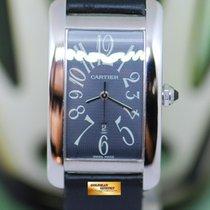 Cartier Tank Américaine White gold 27mm Grey Arabic numerals Singapore, Singapore