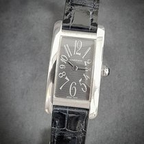 Cartier 1713 White gold 2001 Tank Américaine 19mm pre-owned