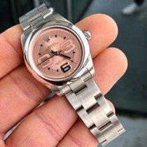 Rolex Oyster Perpetual 31 Acél 31mm Pink