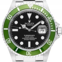 Rolex 16610 LV Steel Submariner Date 40mm