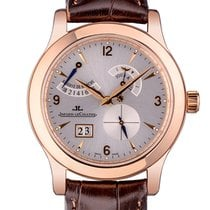 Jaeger-LeCoultre Master Eight Days pre-owned 41.5mm Rose gold