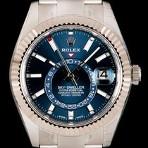 Rolex Sky-Dweller Steel 42mm Blue