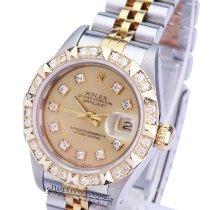 Rolex 69173 Or/Acier Lady-Datejust 26mm occasion