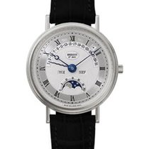 Breguet White gold Automatic 3787BB/1E/986 pre-owned
