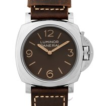 Panerai Special Editions PAM00663 New Steel 47mm Manual winding