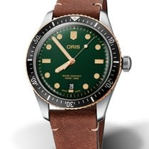 Oris Divers Sixty Five 01 733 7707 4357-07 5 20 45 new