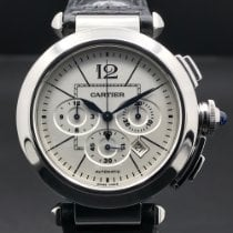 Cartier Acier 42mm Remontage automatique 2860 occasion France, Paris