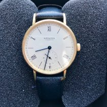 NOMOS 35mm Remontage manuel 35mm, Gold occasion France, Paris