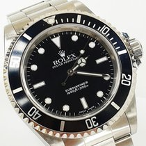 Rolex Submariner (No Date) 14060M 2002 occasion