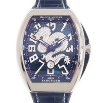 Franck Muller Vanguard V 45 SC DT DRAGON KING (AC.BL) новые