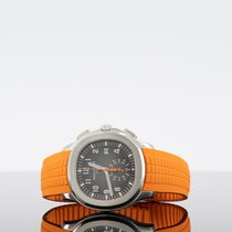Patek Philippe 5968A-001 Stahl 2019 Aquanaut 42.2mm neu