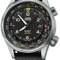 Oris Big Crown ProPilot Altimeter 01 733 7705 4164-07 5 23 15FC 2020 new