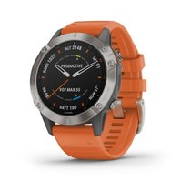 Garmin new Quartz Smartwatch 47mm Titanium Sapphire Glass