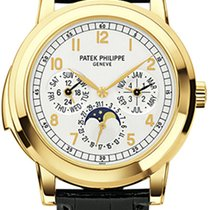 Patek Philippe Minute Repeater Perpetual Calendar Oro amarillo 42mm