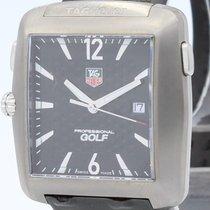 TAG Heuer Professional Golf Watch Titan 37mm Crn Arapski brojevi
