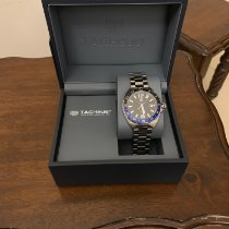 TAG Heuer Aluminum Automatic 41mm pre-owned Formula 1
