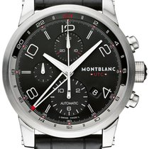 Montblanc Timewalker New Steel 43mm Automatic