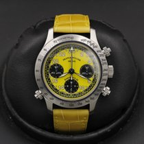 Franck Muller Steel Yellow pre-owned