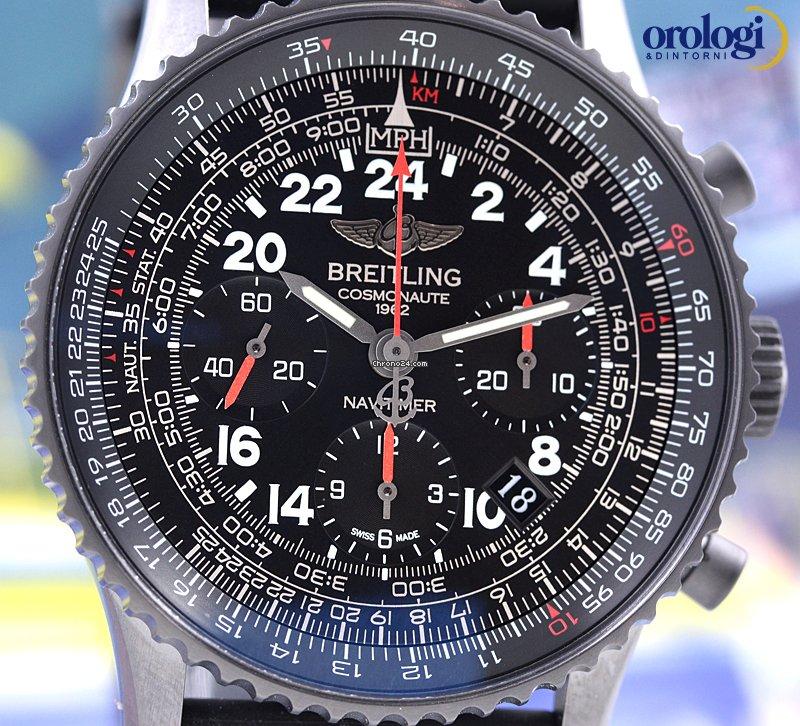 часы breitling navitimer cosmonaute должны