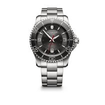 Victorinox Swiss Army Maverick Mechanical black dial and...
