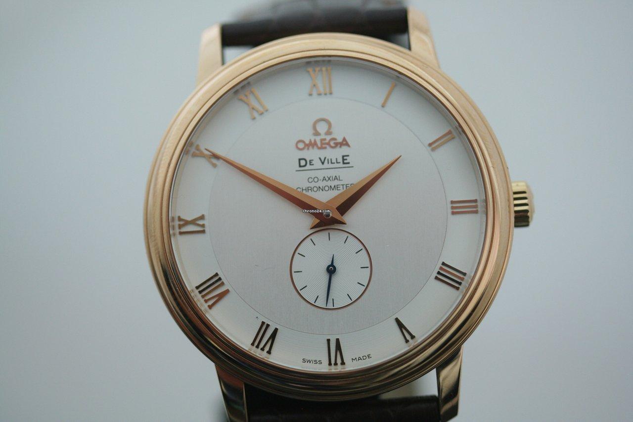 Omega De Ville Co-Axial órák  84bc6c15e3