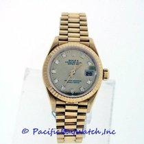 Rolex Lady-Datejust 69178 Πολύ καλό Κίτρινο χρυσό 26mm Αυτόματη