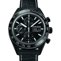 Louis Erard Sportive 44 Automatic Chronograph Black