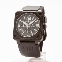 Bell & Ross BR 01-94 Carbon Fiber Chronograph