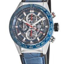 豪雅 (TAG Heuer) Carrera Men's Watch CAR201T.FC6406
