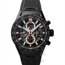 TAG Heuer Carrera Calibre HEUER 01 43mm Black