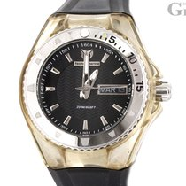 Technomarine Cruise Steel 38mm Black